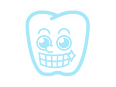 お子様にとって歯みがきのむずかしい「奥歯の溝」は、むし歯に大変なりやすいといわれています。 「シーラント」は、この「奥歯の溝」を埋めて、むし歯菌を防ぎ、むし歯を予防します。 「シーラント」には歯の質を強くする「フッ素」も入っています。とっても簡単な処置で、むし歯になりにくい歯に。もうむし歯菌なんてこわくない!